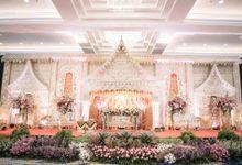 Fandi & Sasha by  Menara Mandiri by IKK Wedding (ex. Plaza Bapindo)