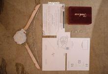 The Wedding Of Tomo &  Ayu by Finest Organizer