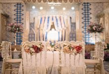 The Wedding of Rio & Nabila by  Menara Mandiri by IKK Wedding (ex. Plaza Bapindo)