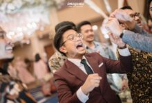 The Wedding of Sarah & Ilham by HIS PATRAJASA