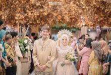 The Wedding of Wahyu & Fany by HIS PATRAJASA