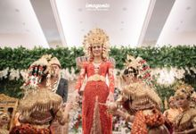 COMPILATION OF PALEMBANG WEDDING by  Menara Mandiri by IKK Wedding (ex. Plaza Bapindo)