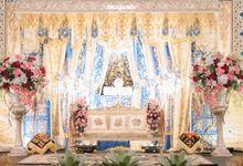 Minang Wedding of Nabila & Rio by  Menara Mandiri by IKK Wedding (ex. Plaza Bapindo)