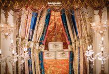 MINANG WEDDING OF CACA & IQBAL by  Menara Mandiri by IKK Wedding (ex. Plaza Bapindo)