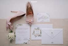International Wedding of Rene and Theresia by  Menara Mandiri by IKK Wedding (ex. Plaza Bapindo)