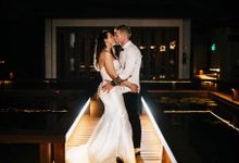 Caity & Jake Wedding by Holiday Inn Resort Baruna Bali