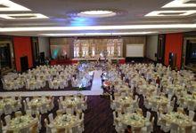 Casa Grande Ballroom by Merlynn Park Hotel