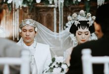 Wedding of Mutiara and Aji by Kingsman Event and Wedding Services