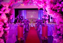 Eastern & Oriental Hotel Penang Wedding by I HEART PARTY