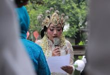 Wedding of Nabilla & Dudi by Kingsman Event and Wedding Services