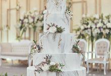 Menara Mandiri - The Wedding Cakes by IKK Wedding Venue