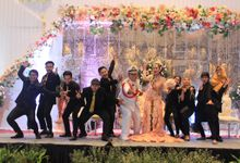 Wedding of Annistia & Razif by Kingsman Event and Wedding Services
