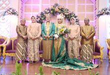 Wedding of Cantika & Adam by Kingsman Event and Wedding Services