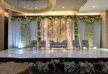 Wedding Jeo & Vani, 27 Juli 2019 by Kirana Two Function Hall