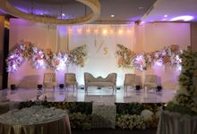 Wedding Ivan & Stephanie, 10 Agustus 2019 by Kirana Two Function Hall