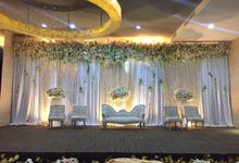 Wedding Andrey & Kania, 18 Agustus 2019 by Kirana Two Function Hall