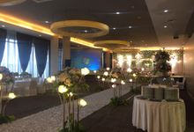 Wedding Radiella & Chanief, 21 September 2019 by Kirana Two Function Hall