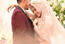 The Wedding of Taufik & Ayu by Khayim Beshafa One Stop Wedding