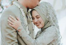 The Wedding of Anung & Silvi by Khayim Beshafa One Stop Wedding