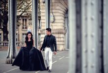 DONI AND STEFANIE'S PRE WEDDING by Atelier Husodo