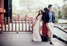 NATALIE AND RYAN PRE WEDDING by Atelier Husodo