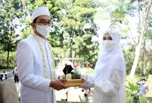 The Wedding of Rifdah & Ali by Seserahan By Uzima