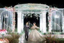 Hendro & Vitia Holy Matrimony & Reception by Golf Graha Famili