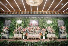 Menara Mandiri 10th Floor - Mandailing Wedding by IKK Wedding Venue