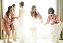 Revie & Widarti - Wedding Day by Danieliben
