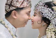 Febi & Fito by PrideBride Wedding
