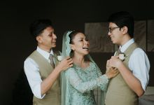 Flavio & Linda Wedding Documentation - Bali by Annora Pics