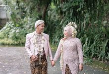 Indah & Angga Wedding by Nikahsamakita