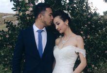 wedding Engagement makeup 2017 by Yenn xin Makeup artist
