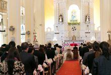 Fairytale wedding in Macau by The Wedding Company