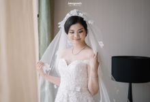 Rene & There by  Menara Mandiri by IKK Wedding (ex. Plaza Bapindo)