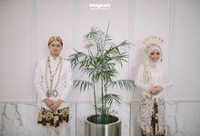 Esha & Fitri Wedding Highlight by Menara Mandiri (Ex. Plaza Bapindo) by IKK Wedding