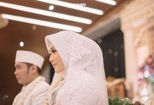 Palembangnese Wedding of Reza & Brenda by  Menara Mandiri by IKK Wedding (ex. Plaza Bapindo)