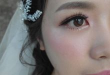 Wedding of Jia Hwa by The Glow BeautyBar