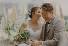 Style Shoot with Bridestory-A ROMANTIC WEDDING INSPIRATION WITH ETHEREAL ELEMENTS by Ling's Palette