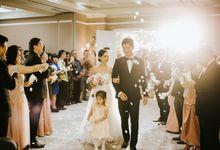 Erick & Tessa Wedding by Hilda by Bridestory