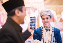 The Wedding of Daru & Iffa by HIS PATRAJASA