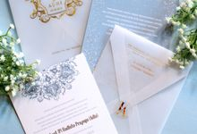 Pengajian Izzah & Adhi by Vinas Invitation