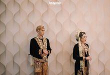 The Wedding of  Icha & Pio by Menara Mandiri (Ex. Plaza Bapindo) by IKK Wedding