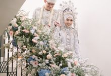 Padang Wedding of Icha and Wahyu by  Menara Mandiri by IKK Wedding (ex. Plaza Bapindo)
