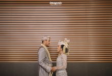 Akad Ceremony of Besty & Randy by Menara Mandiri (Ex. Plaza Bapindo) by IKK Wedding