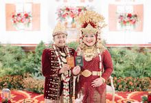 Chikameirani & Octavian by Password Wedding Organizer