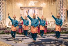 The Wedding of Ilham & Reni by Menara Mandiri (Ex. Plaza Bapindo) by IKK Wedding
