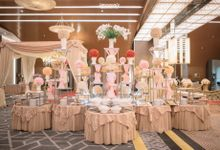 Compilation of Minang Decoration at 10th Floor by  Menara Mandiri by IKK Wedding (ex. Plaza Bapindo)