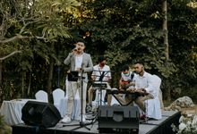 Kadek & Anantasia Wedding by The Beney Entertainment