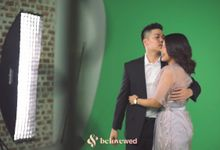 Take Green Screenshot of The Augmented Reality Photobooth by Belovewed